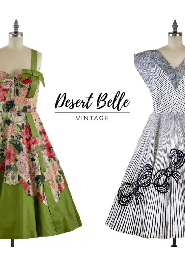 Celebrating the Desert Belle Vintage Boutique Opening