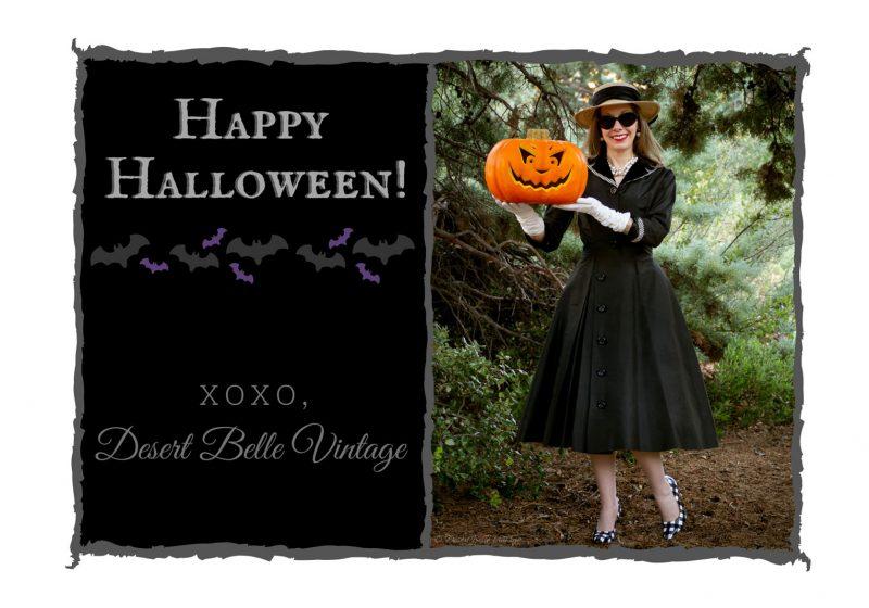 A Halloween with Hattie Carnegie